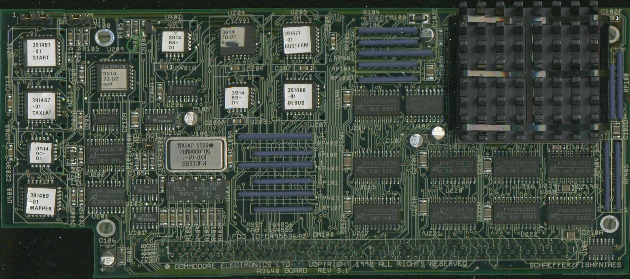 A3640 (Rev 3.1)