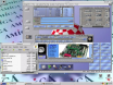 WinUaeOs3.9 running on WinXP Pro