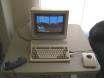 Amiga 600HD and Commodore 1084S-D2