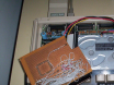 Clockmeister's prototype A500 IDE interface