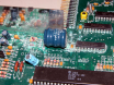 Heavy corroded 500+ board