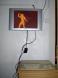 Amiga500 on flat TV