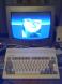 My Amiga 600 running Batman Vuelve demo
