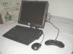JuneBUG   DJ machine Amiga 600 with DELL LCD