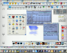 SysSpeed 2.6 under Amithlon on my MAC-OSX look Amithlon system.