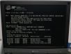 SAM440EP U-Boot screen
