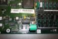 Amiga 4000D motherboard - battery close up