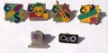 Amiga badges