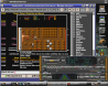 Chatting on IRC and playing Dynamite on my A1200