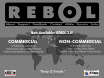 Rebol site redesign idea 2
