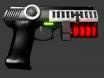 GR10 KEW Gyrojet Pistol