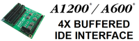 A1200/A600 4xIDE Interface