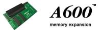 A600 Memory